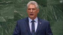 Кубинский лидер наносит удар по Трампу в ООН, обвиняя капитализм в мировых бедах