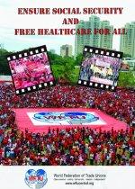 Призыв ВФП к Международному дню действий в 2018 году: «Общественное социальное обеспечение и бесплатное здравоохранение для всех»