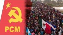 Заявление Компартии Мексики о солидарности с караванами мигрантов