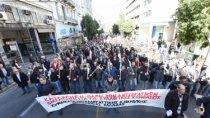 Всеобщая забастовка в Греции: Мы отстаиваем свои интересы, а не прибыль немногих