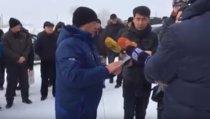 В Алматинской области протестовали действующие военные и пенсионеры