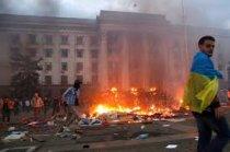 О фашистском терроре на Украине: Толпа любит смотреть на казни